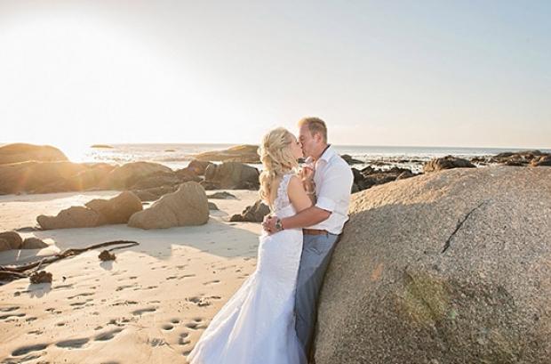Cape Town Beach Wedding Venue Gelukkie Paternoster