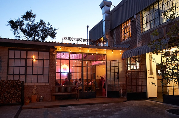 Hoghouse Breweing Company Cape Town Wedding Venue Top restaurant