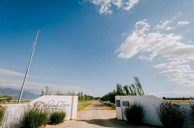 Delsma Farm Wedding Venue Cape Town