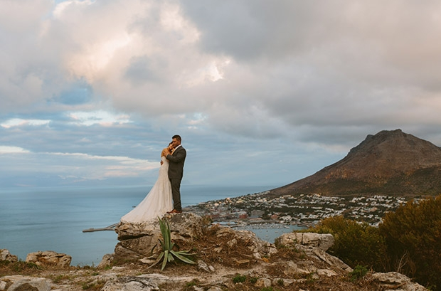 Blue Horizon Estate Wedding Venue Cape Town Seaside with Spectacular Mountian Views