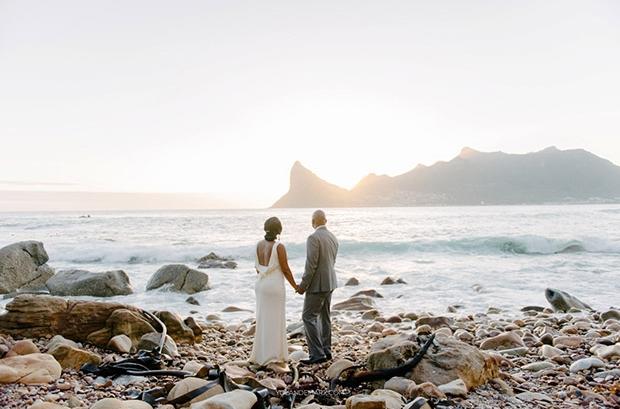 Cape Town Beach Wedding Venues fo Destination Wedding