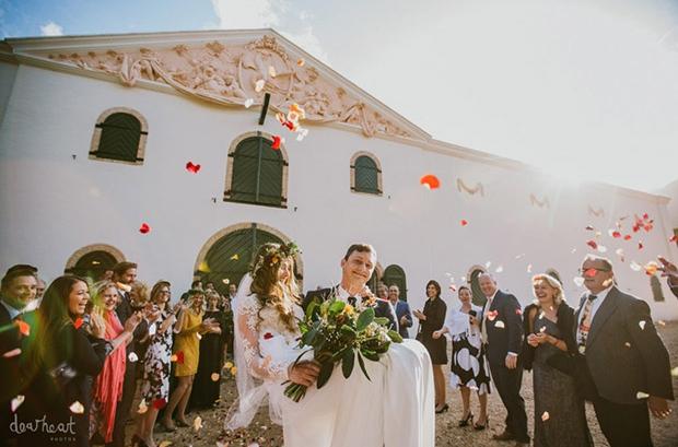 Cape Town Wedding Venue Jonkershuis Groot Constantia