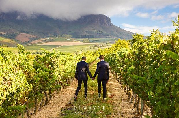 Cape Town Winelands Wedding Venue Webersburg