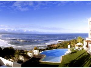 Wedding Venue Pool Sea Views Plettenberg Bay