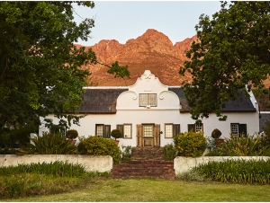 Cpae Town Winelands Wedding Venue Schalkenbosch