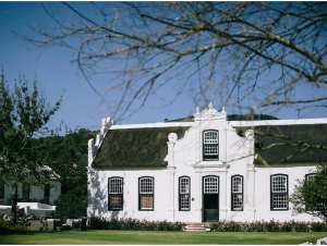 Cape Town Winelands Wedding Venue Weltevreden